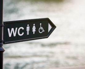 Öffentliches barrierefreies WC in Sinzig